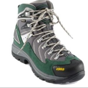 Asolo Fission GV Hiking Boots - Women's 8.5